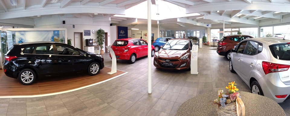 Unser Showroom in Itzehoe